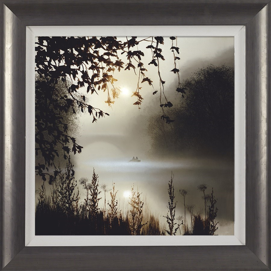 Breathing Space by John Waterhouse - Limited Edition on Paper sized 20x20 inches. Available from Whitewall Galleries